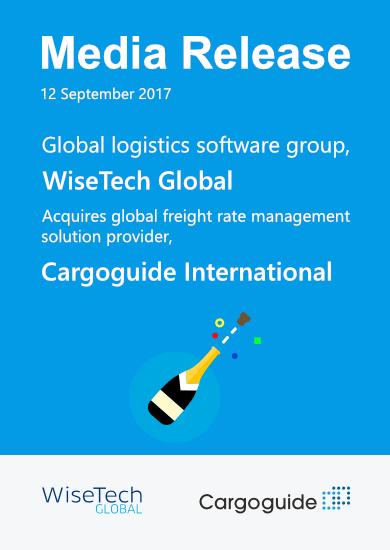 WiseTech Global, acquires Cargoguide